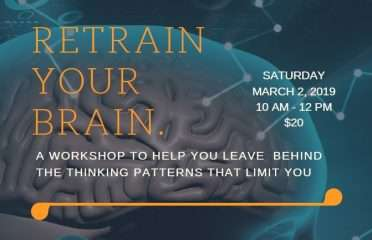 re train your brain group at spark therapy center