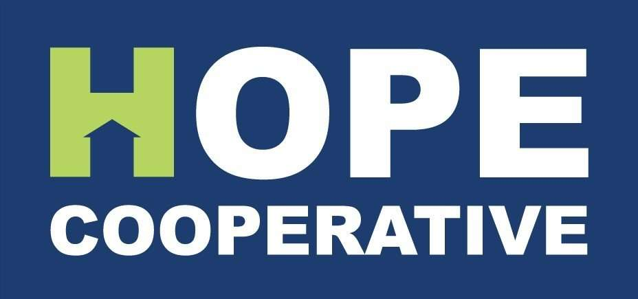 logo for hope cooperative