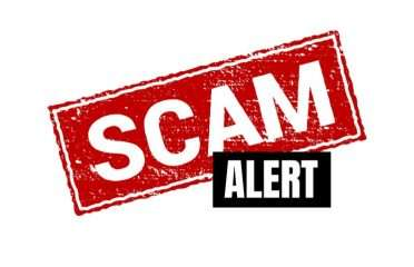 link to an article about a scam targeting therapists