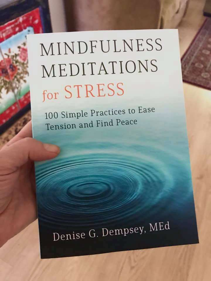 My New Book - Mindfulness Meditations For Stress: 100 ...