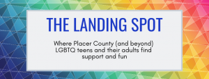 The landing spot lgbtq youth support group